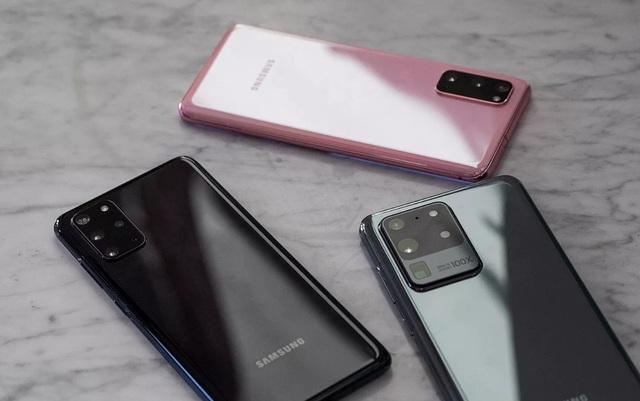 Samsung trình làng bộ ba Galaxy S20: Camera 108 MP, siêu zoom 100x và hỗ trợ quay video 8K - Ảnh 3.