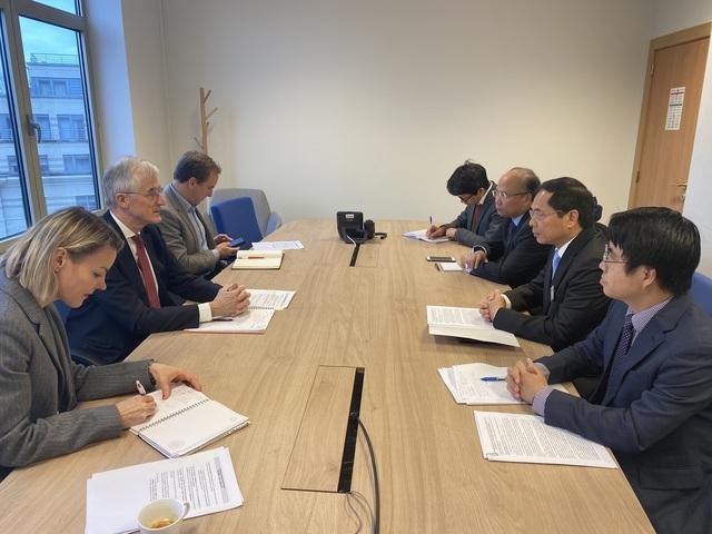 Ấn định lịch bỏ phiếu phê chuẩn hiệp định EVFTA và EVIPA vào ngày 12/02/2020 - Ảnh 1.