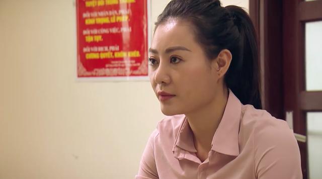 Sinh tử - Tập 63: Nhà báo Hoàng Ngân (Thanh Hương) bị gọi lên cơ quan điều tra - Ảnh 2.