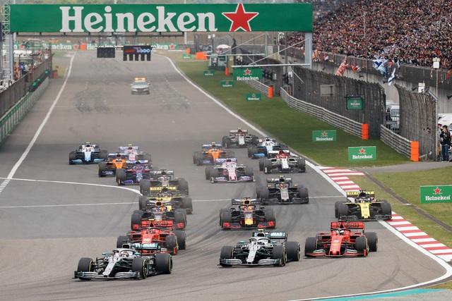 CHÍNH THỨC: Chặng đua F1 tại Trung Quốc bị hoãn do dịch Covid-19 - Ảnh 1.