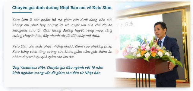 Giảm cân an toàn, hiệu quả cùng sản phẩm TPBVSK Keto Slim - Ảnh 4.