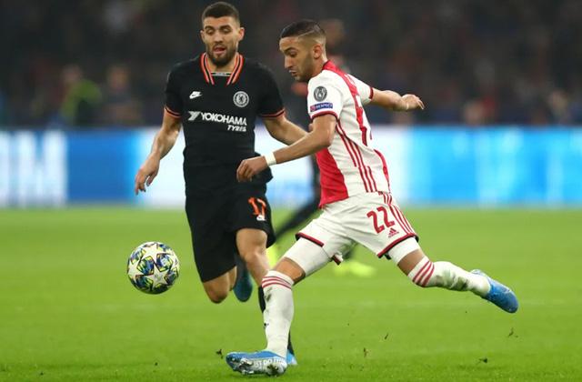 CHÍNH THỨC: Chelsea chiêu mộ thành công Hakim Ziyech - Ảnh 2.