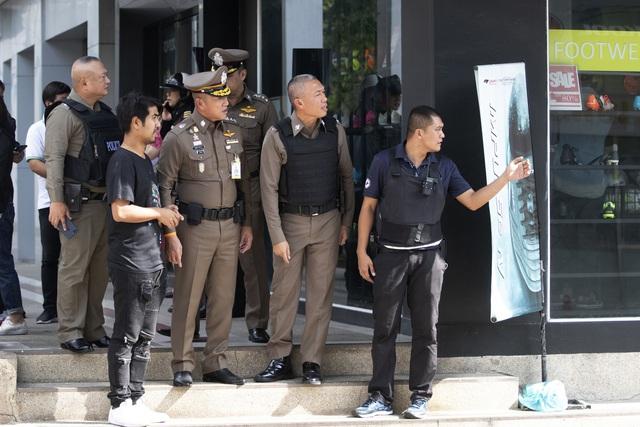 Nổ súng tại trung tâm thương mại ở Thái Lan, không xảy ra thương vong - Ảnh 1.