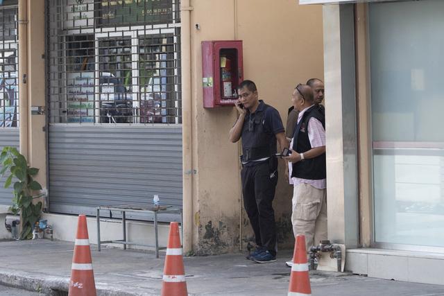 Nổ súng tại trung tâm thương mại ở Thái Lan, không xảy ra thương vong - Ảnh 2.