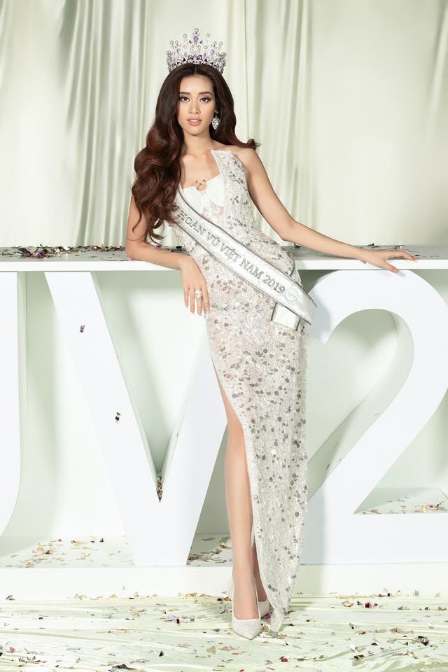 Dàn người đẹp Hoa hậu Hoàn vũ hội ngộ trong bộ ảnh Valentine - Ảnh 6.