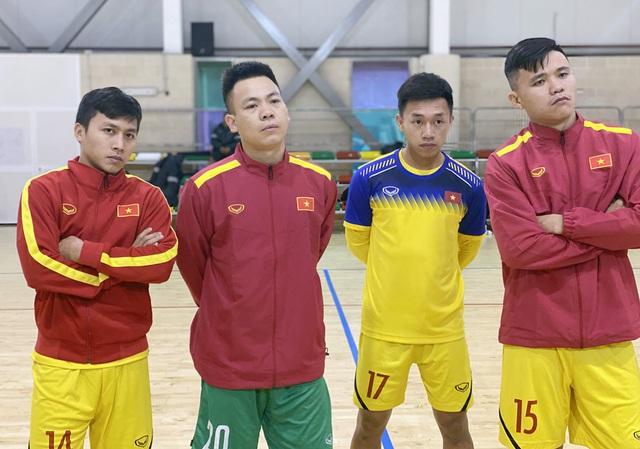 ĐT futsal Việt Nam tích cực chuẩn bị cho trận giao hữu thứ hai tại Tây Ban Nha - Ảnh 5.