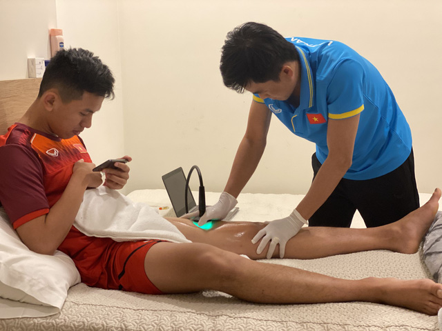ĐT futsal Việt Nam tích cực chuẩn bị cho trận giao hữu thứ hai tại Tây Ban Nha - Ảnh 10.