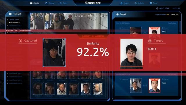 Công nghệ nhận diện khuôn mặt giúp phát hiện người bị sốt tại Trung Quốc - Ảnh 1.