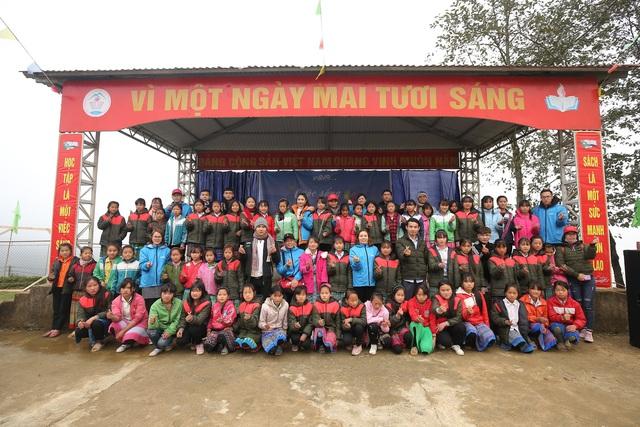 Tập đoàn Sơn Inno Paints: Phát triển bền vững cùng hoạt động cộng đồng - Ảnh 1.