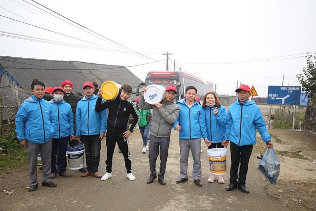 Tập đoàn Sơn Inno Paints: Phát triển bền vững cùng hoạt động cộng đồng - Ảnh 3.