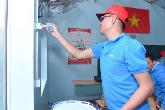 Tập đoàn Sơn Inno Paints: Phát triển bền vững cùng hoạt động cộng đồng - Ảnh 4.