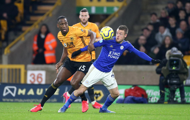 Ngoại hạng Anh: Leicester chia điểm thất vọng trước Wolverhampton - Ảnh 3.