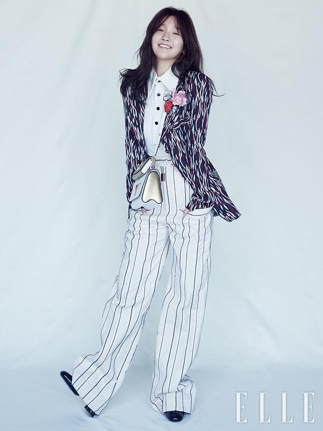 Park So Dam: Đạo diễn Bong Joon Ho giống như một người anh hàng xóm - Ảnh 1.