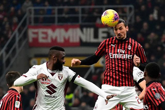 AC Milan giành chiến thắng tối thiểu trên sân nhà - Ảnh 3.