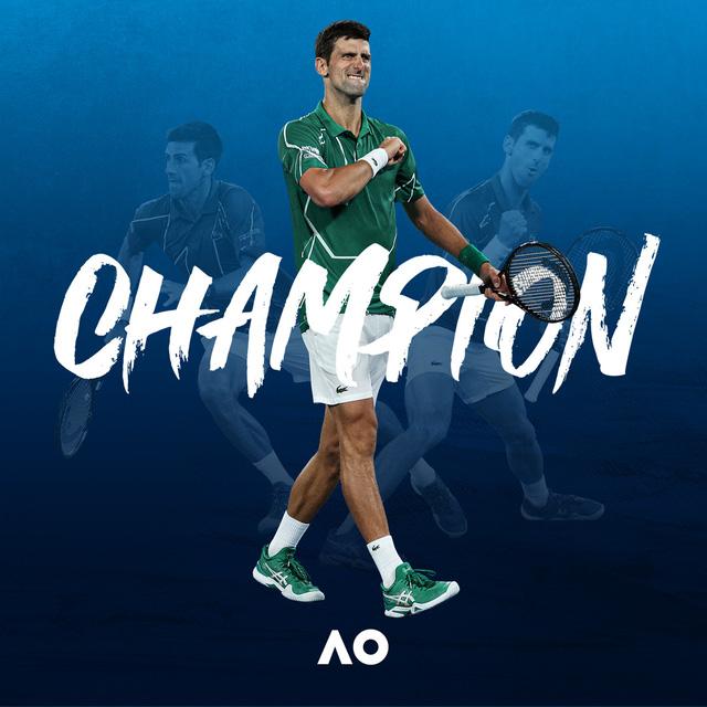 Djokovic cân bằng kỷ lục ấn tượng của Roger Federer - Ảnh 1.