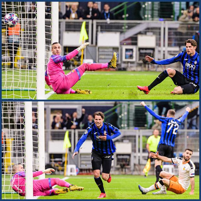 Atalanta 4-1 Valencia: Chủ nhà đại thắng trong bữa tiệc bóng đá tấn công - Ảnh 1.