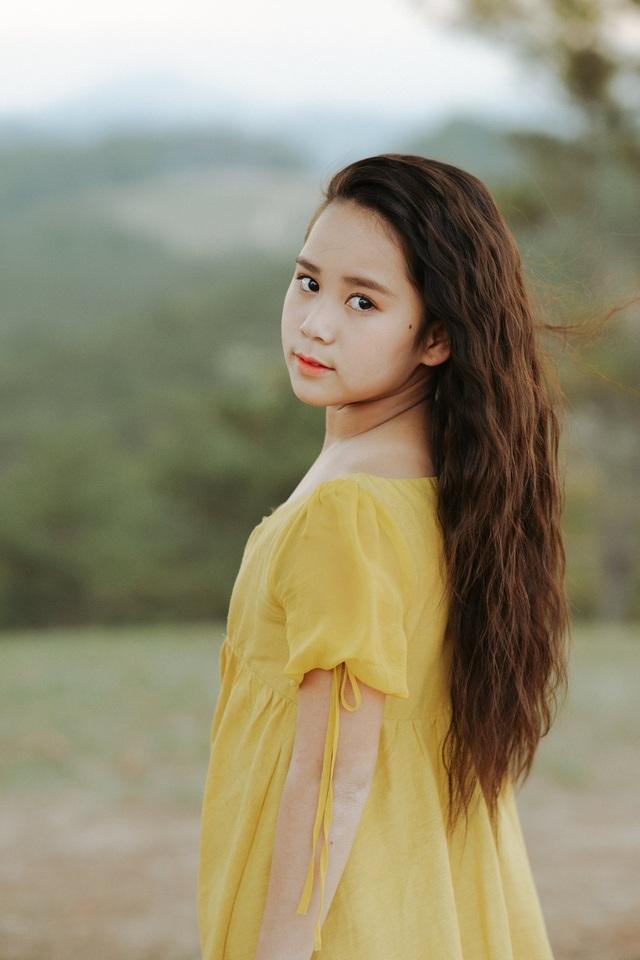 Hoa hậu nhí Bella Vũ làm MV quảng bá cảnh đẹp Việt Nam - Ảnh 4.