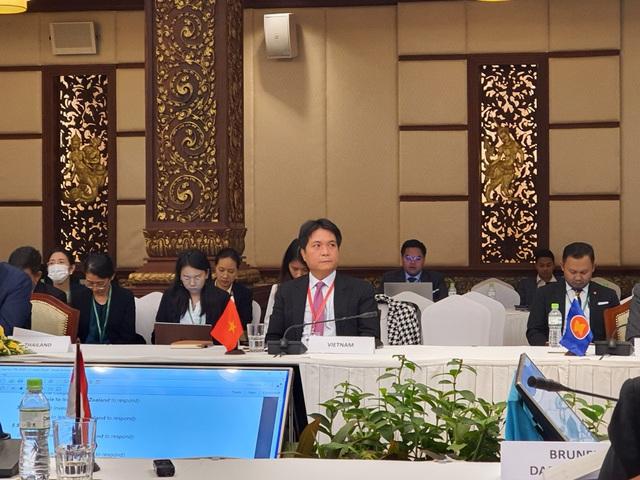 Đối thoại ASEAN-New Zealand lần thứ 27 thống nhất tăng cường hợp tác chống COVID-19 - Ảnh 1.