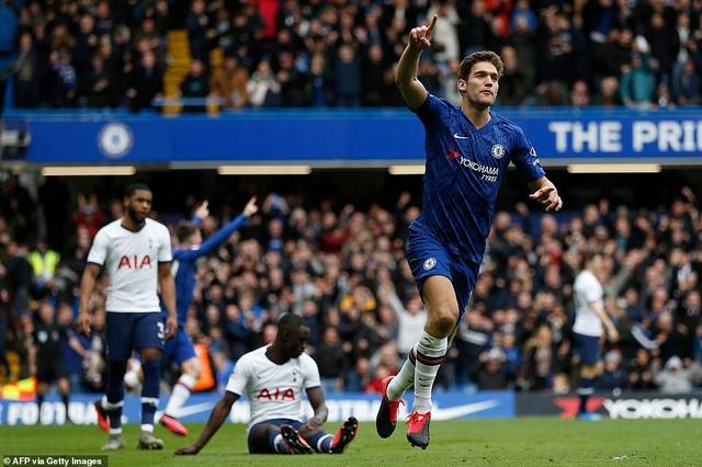 """""""Học trò"""" Lampard lập kỳ tích trước """"thầy cũ"""" Mourinho - Ảnh 2."""