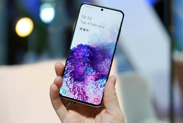 Mở hộp Galaxy S20 Ultra chính hãng giá gần 30 triệu đồng - ảnh 7