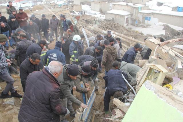 Động đất tại biên giới Thổ Nhĩ Kỳ - Iran - Ảnh 6.
