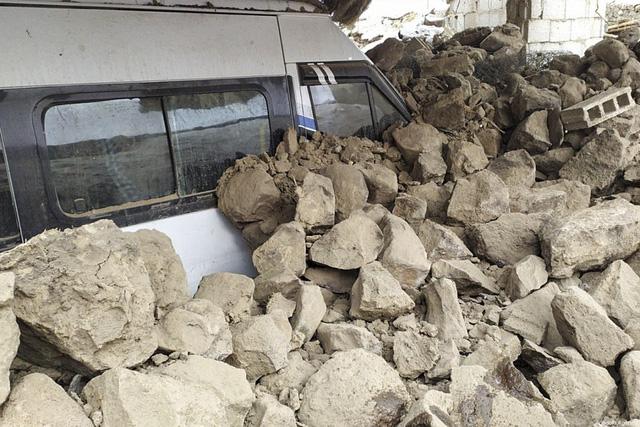 Động đất tại biên giới Thổ Nhĩ Kỳ - Iran - Ảnh 5.
