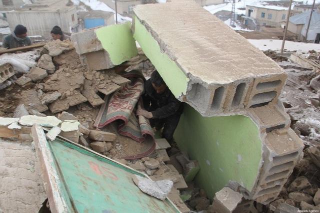 Động đất tại biên giới Thổ Nhĩ Kỳ - Iran - Ảnh 4.
