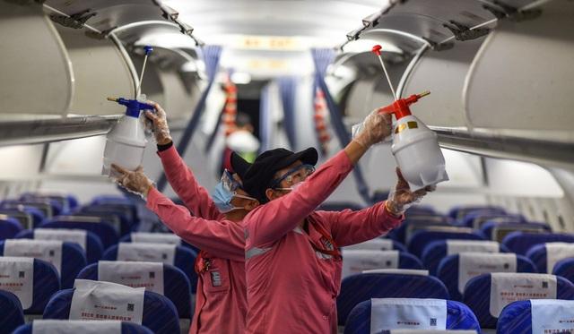 COVID-19: Cơn ác mộng của ngành hàng không thế giới - Ảnh 4.