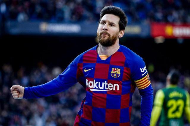 Barcelona 5-0 Eiber: Messi lập poker siêu hạng, Barca chiếm ngôi đầu của Real Madrid! (Vòng 25 VĐQG Tây Ban Nha La Liga) - Ảnh 2.