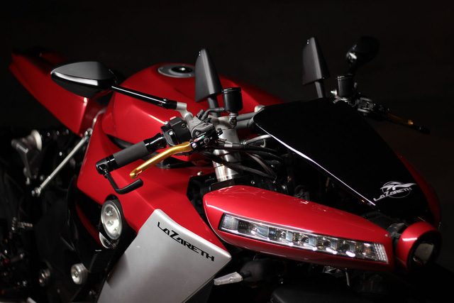 Soi siêu mô tô 4 bánh điên rồ, chạy động cơ Yamaha, giá 2,5 tỷ đồng vừa ra mắt - Ảnh 3.