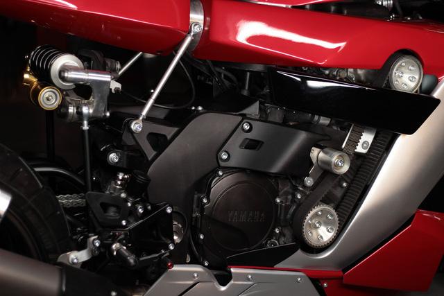 Soi siêu mô tô 4 bánh điên rồ, chạy động cơ Yamaha, giá 2,5 tỷ đồng vừa ra mắt - Ảnh 4.
