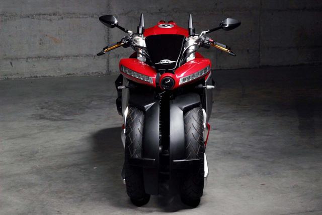 Soi siêu mô tô 4 bánh điên rồ, chạy động cơ Yamaha, giá 2,5 tỷ đồng vừa ra mắt - Ảnh 6.