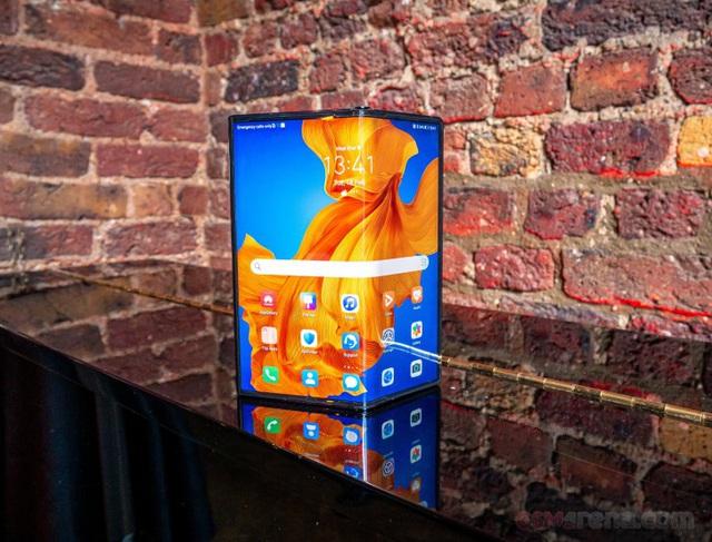 Huawei ra mắt smartphone màn hình gập Mate Xs giá 2.700 USD - Ảnh 5.