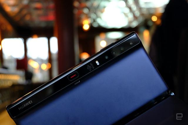 Huawei ra mắt smartphone màn hình gập Mate Xs giá 2.700 USD - Ảnh 6.