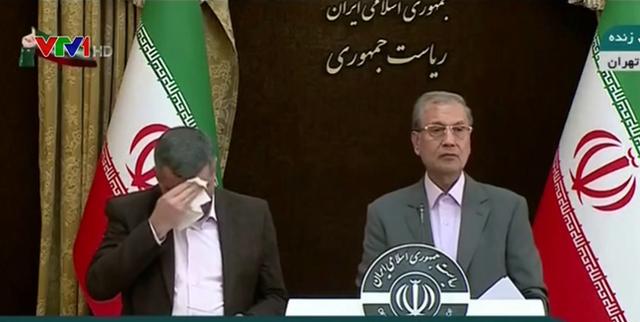 Phó Tổng thống Iran nhiễm COVID-19 - Ảnh 1.