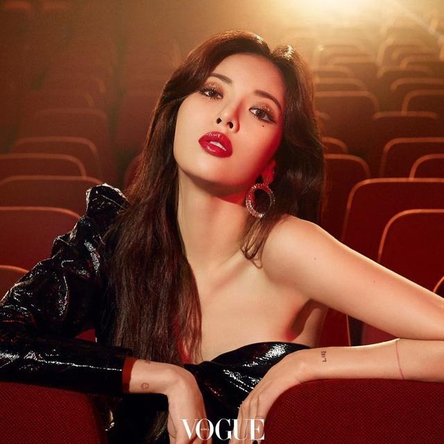 HyunA đẹp hút hồn trên Vogue - Ảnh 6.