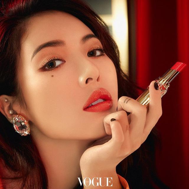 HyunA đẹp hút hồn trên Vogue - Ảnh 5.
