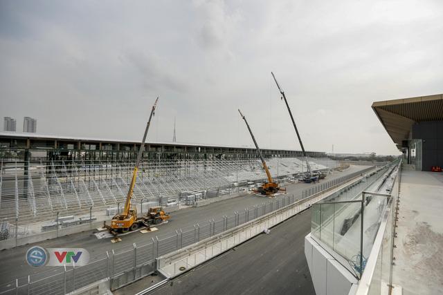 ẢNH: Toàn cảnh trường đua F1 Việt Nam Grand Prix - Ảnh 12.