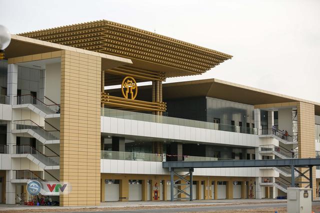 ẢNH: Toàn cảnh trường đua F1 Việt Nam Grand Prix - Ảnh 1.