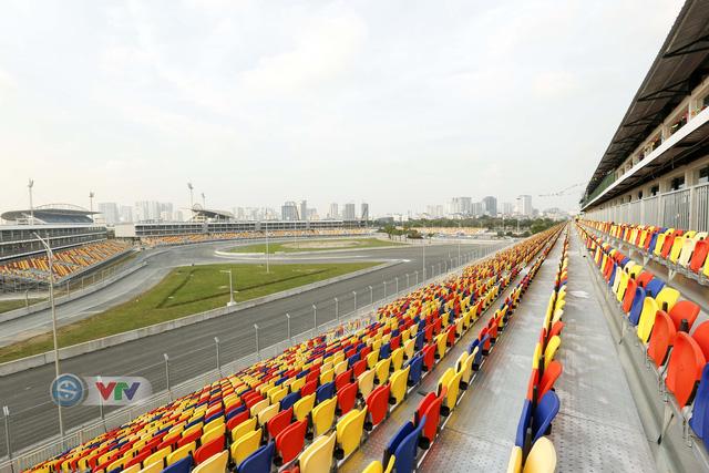 ẢNH: Toàn cảnh trường đua F1 Việt Nam Grand Prix - Ảnh 5.