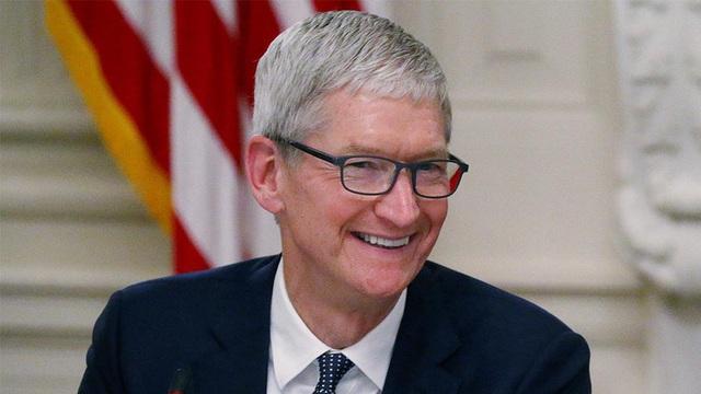 Tim Cook: Đừng quá lo lắng về iPhone! - ảnh 1