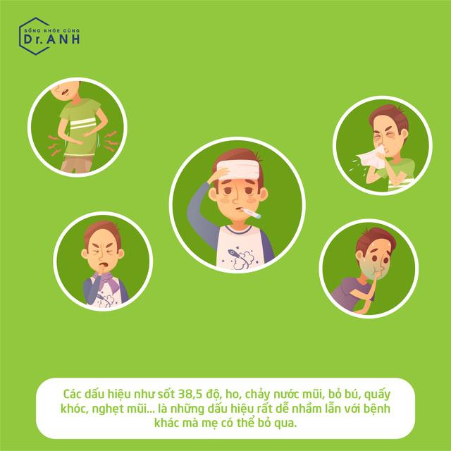 Hiểu đúng về viêm đường hô hấp trên của trẻ để xử lý đúng cách - Ảnh 2.