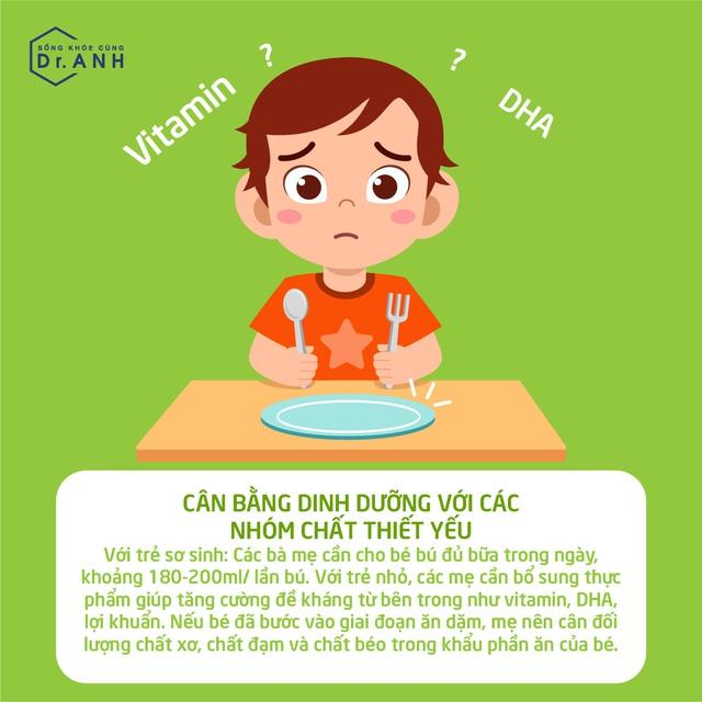 Hiểu đúng về viêm đường hô hấp trên của trẻ để xử lý đúng cách - Ảnh 5.