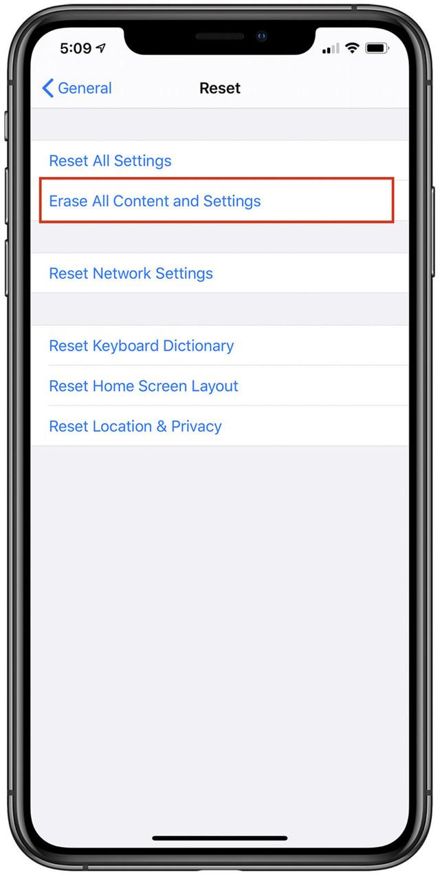 Hướng dẫn cách khôi phục cài đặt gốc trên iPhone - Ảnh 3.