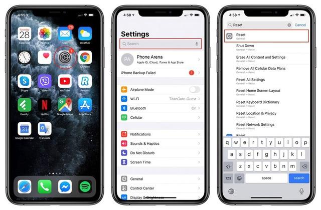 Hướng dẫn cách khôi phục cài đặt gốc trên iPhone - Ảnh 2.