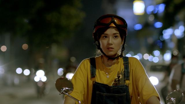 """Hoàng Yến Chibi trở lại, """"bùng nổ"""" với vai diễn nữ xe ôm trong phim điện ảnh """"Cuốc xe nửa đêm"""" - Ảnh 2."""