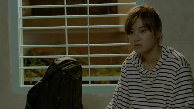 """Hoàng Yến Chibi trở lại, """"bùng nổ"""" với vai diễn nữ xe ôm trong phim điện ảnh """"Cuốc xe nửa đêm"""" - Ảnh 1."""
