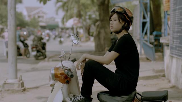 """Hoàng Yến Chibi trở lại, """"bùng nổ"""" với vai diễn nữ xe ôm trong phim điện ảnh """"Cuốc xe nửa đêm"""" - Ảnh 3."""