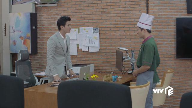 Tiệm ăn dì ghẻ - Tập 21: Phillip chơi xấu sau lưng khiến Ngọc, chef Dương phải nghỉ việc - Ảnh 4.