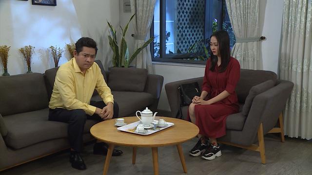Huỳnh Anh Tuấn trở lại với vai diễn sở trường ông bố khó tính trong Chàng rể hờ - Ảnh 3.